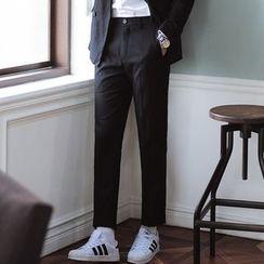 匡亿 - 修身西装裤