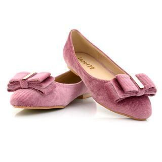 Lane172 - Bow-Accent Flats