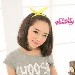 Clair Beauty - Short Half Wig - Straight