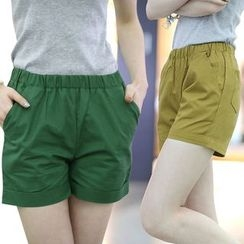 Sienne - Plain Shorts