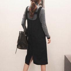 NANING9 - Sleeveless Shift Dress
