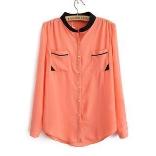 TBR - Chiffon Shirt