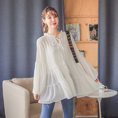 Seoul Fashion - Chiffon Tunic
