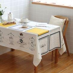 Lazy Corner - Table Cloth