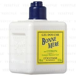 L'Occitane - Bonne Mère Lemon Shower Gel