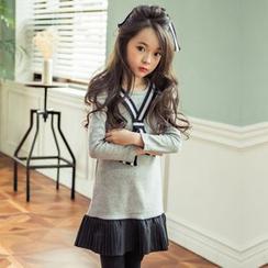 Cuckoo - Kids Long-Sleeve Dress