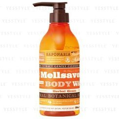Mellsavon - Body Wash Herbal Green