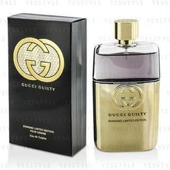 Gucci 古芝 - Guilty Diamond Pour Homme Eau De Toilette Spray (Limited Edition)