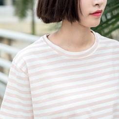 Sens Collection - Stripe Short-Sleeve T-shirt