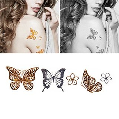 Magic Beauty - Butterfly Temporary Tattoo