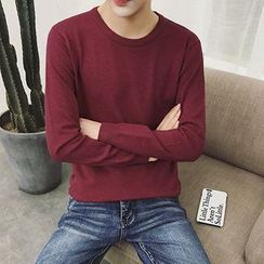 T for TOP - Round Neck Sweater