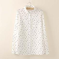 Tangi - 图案衬衫