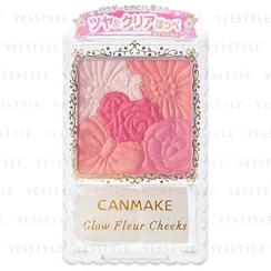Canmake - Glow Fleur Cheeks (#04 Strawberry Fleur)