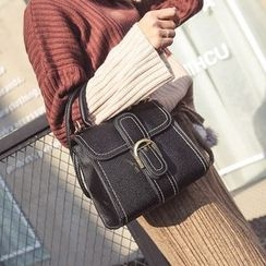 薇薇 - 飾縫線斜挎包