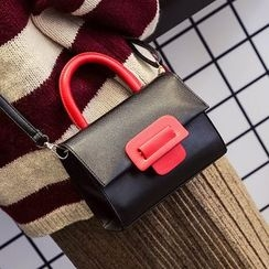 Rosanna Bags - Faux Leather Crossbody Bag