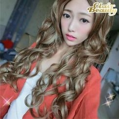 Clair Beauty - Long Full Wigs - Curly