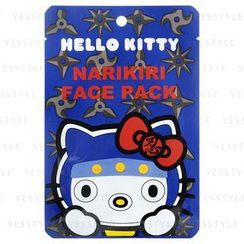 Sanrio - Narikiri Face Pack Facial Beauty Mask (Hello Kitty) (Ninja)