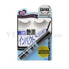 SANA - Gafixx Mastsuge Gatch-ly Mascara (#S302 Skinny Silhouette Enamel Black)