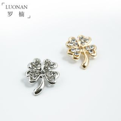 Luonan - 四葉草袖扣