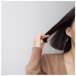 Calypso - Non Matching Drop Earrings