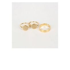 WITH IPUN - Set of 3: Rings