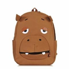 SUPER LOVER - Hippo Backpack