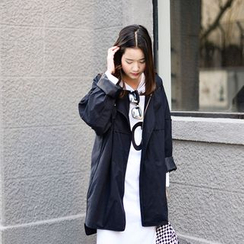 Yammi - Oversized Trench Coat