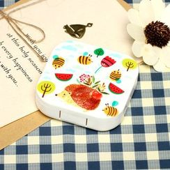 Lens Kingdom - Printed Contact Lens Case Set