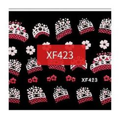 Maychao - Nail Sticker (XF423)