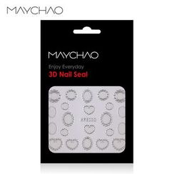 Maychao - Nail Sticker (XF6033)
