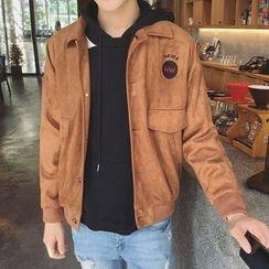 EVAMORE - Suede Jacket