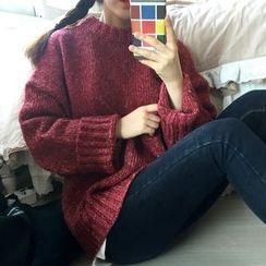 MATO - Plain Chunky Sweater