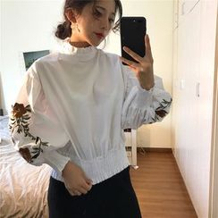 Bloombloom - Embroidered Blouse