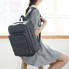 BABOSARANG - Patterned Lightweight Utility Backpack