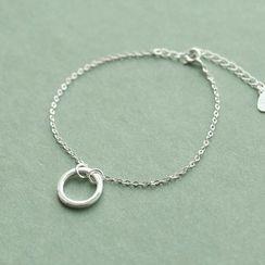 Love Generation - Ring Sterling Silver Bracelet