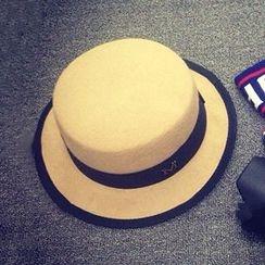 Hats 'n' Tales - Lettering Fedora Hat