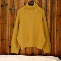 tete - 高領毛衣