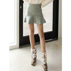 BBAEBBAE - A-Line Miniskirt