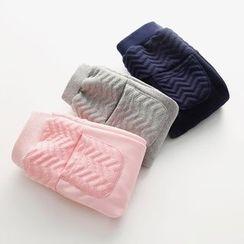 貝殼童裝 - 童裝波浪條紋運動褲