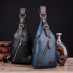 BagBuzz - 人造皮斜背包