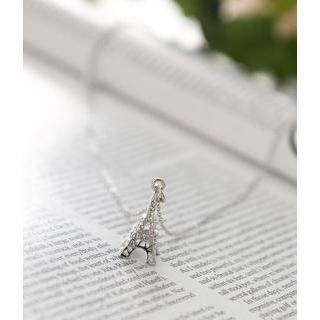 Petit et Belle - Eiffel Tower Necklace