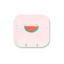 Lens Kingdom - Watermelon Contact Lens Case