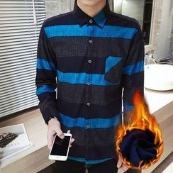 Harvin - Striped Long-Sleeve Shirt