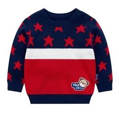 Ansel's - Kids Star Sweater