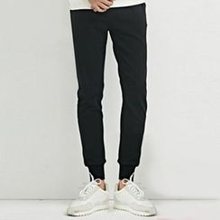 HEIZE - Plain Jogger Pants