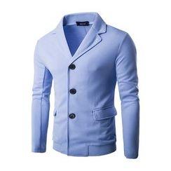 Fireon - 纯色西装外套