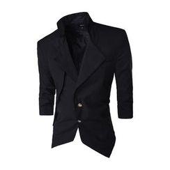 Fireon - 3/4-Sleeve Blazer