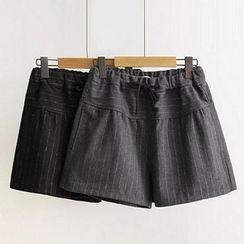 Maymaylu Dreams - Striped Shorts