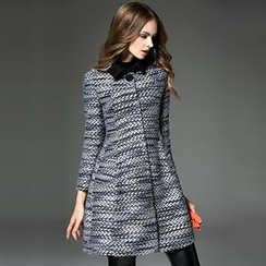 Queen Mulock - Patterned Coatdress