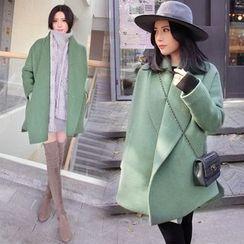 Sienne - Snap Button Coat